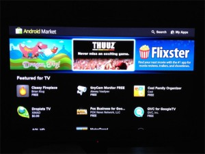 A Sneak Peak at Google TV 2.0