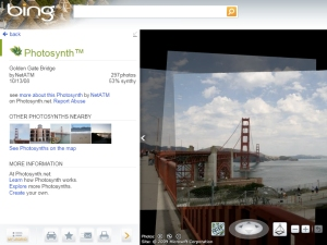 Bing's Search Pulls Facebook Footprint