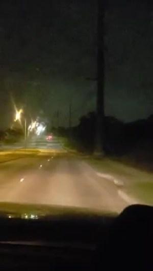 Garland Tornado Recorded Near Miller Road, Rowlett Creek