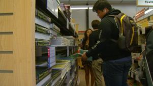Textbook Prices Trigger Serious Sticker Shock