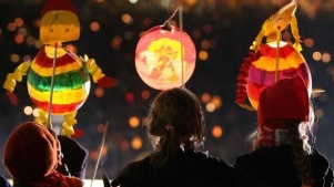 Free: Lantern Celebration at Old World