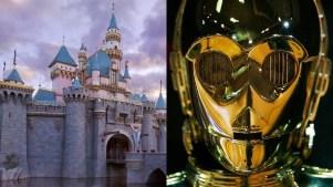 'Star Wars Nite' Alights at Disneyland After Dark