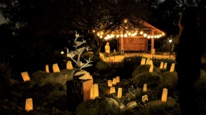 Luminarias to Glow, at Rancho Santa Ana Botanic Garden