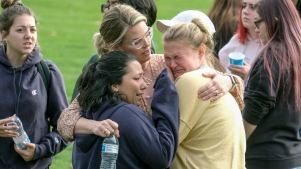 Two Killed When Student Opens Fire at Saugus High School in Santa Clarita