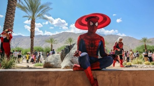 Swinging Our Way: Comic Con Palm Springs