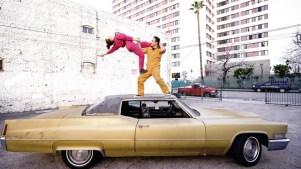 Car Wash Dance Performance