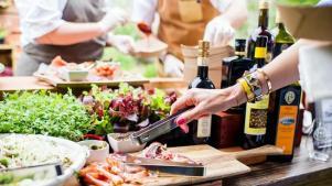 Calistoga Wines + Eats Rule Cool Foodie Fest