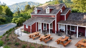 A New Smokehouse for Big Sur