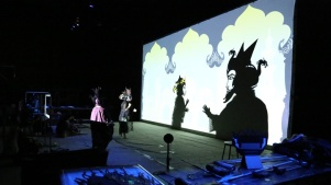Shadow Puppets Enchant at The Wallis