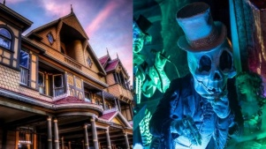 Winchester Mystery House Unveils a 'Mystic Midway'