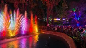 LA Zoo Lights On-Sale Date to Soon Shine