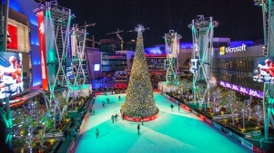 Show Off Your Skate Skills at LA Kings Holiday Ice
