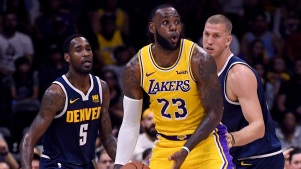 LeBron Says He Drinks Wine With Sons, 11 and 14