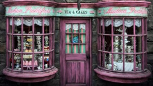 The Whimsical Windows of Wizarding World