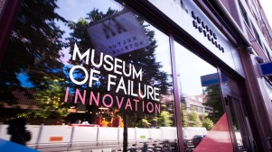 Museum of Failure to Open (Really)