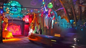 Weekend: Griffith Park Ghost Train Opens