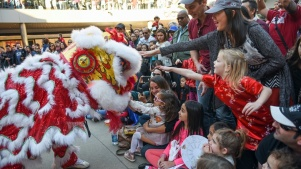 Find Free Fun at Santa Monica Place's Lunar New Year Fest