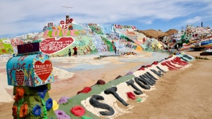 Eagle Rock Brewery: Salvation Mountain Fundraising