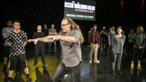 'The Walking Dead' Attraction's Boot Camp