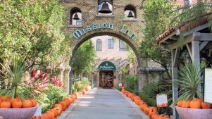 Mission Inn Is Brimming with Picturesque Pumpkins