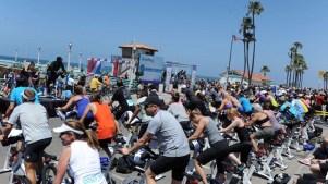 Stationary Ride: Tour de Pier
