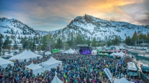 Mountains and Music Merge at WinterWonderGrass