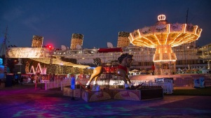 CHILL: Queen Mary's Winter-tacular Debuts