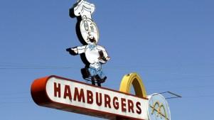 Happy 65th Anniversary, Downey McDonald's