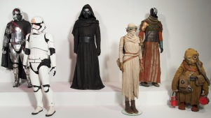 'Force Awakens' Costumes at FIDM