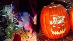 Outdoor Eerie: LA Haunted Hayride Tickets on Sale