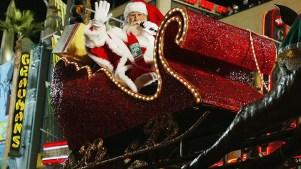 Weekend: Hollywood Christmas Parade