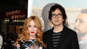 Christina Hendricks, Husband Geoffrey Arend Split