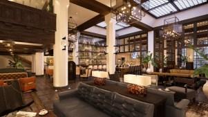 Peek Inside the Soon-to-Open Hotel Figueroa