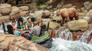 Splash! Calico River Rapids Opens at Knott's