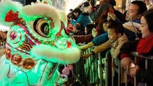 Joy + Community: Lunar New Year