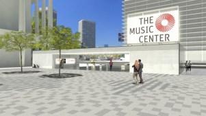 Music Center Plaza's Reopen Date Revealed