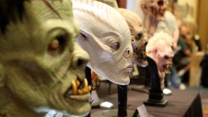 Prowl for Eerie Inspo at Monsterpalooza