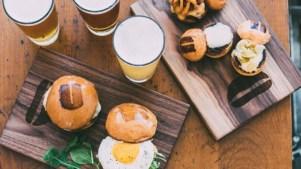 National Cheeseburger Day, September's Savory Shindig