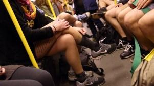 No Pants Subway Ride: It's Back
