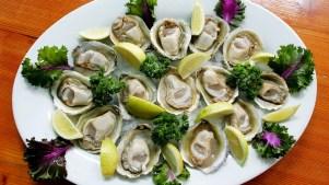 Briny Delish: DTLA Oyster Festival