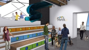 New in 2017: Annenberg PetSpace