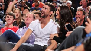Michael Phelps and Wife Nicole Welcome Baby Number 3