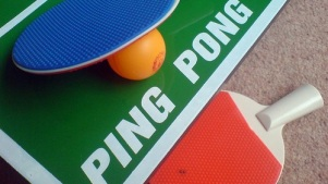 Free: Play Ping Pong at a Museum