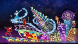 That's Incredibles: Peek at New Pixar Fun at Disneyland