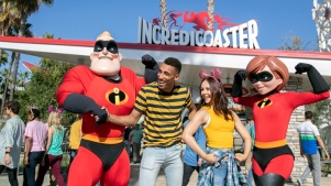 Pixar Pier's Incredi-Opening at Disney California Adventure
