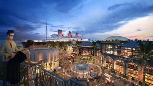 Queen Mary: New 'Entertainment Destination' Ahead