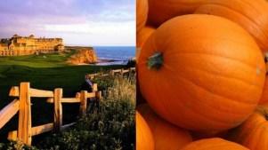 The Ritz-Carlton, Half Moon Bay's Pumpkin-iest Month