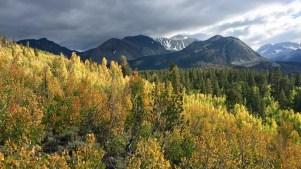 Mammoth Show: Autumn Hues Aplenty