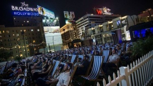 Rooftop Cinema Club Returns with Movies in the Sky