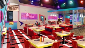 Saved by the Max: Take a First Look Inside